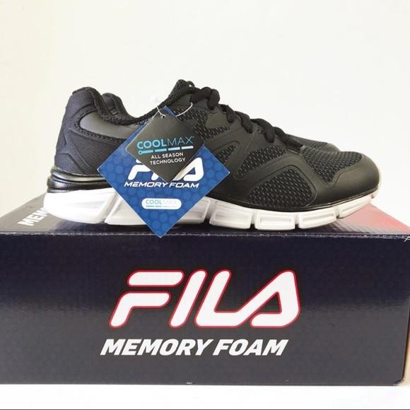 Fila Shoes | Memory Foam Cryptonic 2